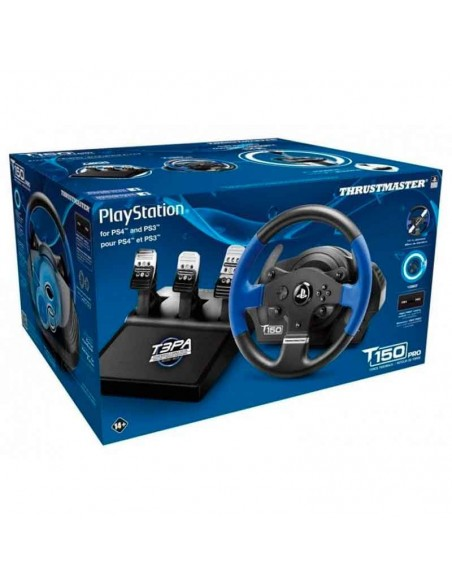volante thrustmaster t150 rs pro