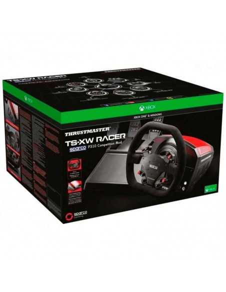 volante thrustmaster ts-xw racer sparco p310 compettion mod