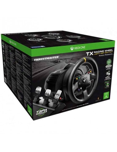 volante thrustmaster tx racing wheel leather edition