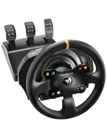 volante thrustmaster tx racing wheel leather edition 1