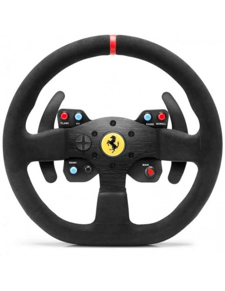 aro volante thrustmaster 599xx evo 30 wheel add-on alcantara edition 1