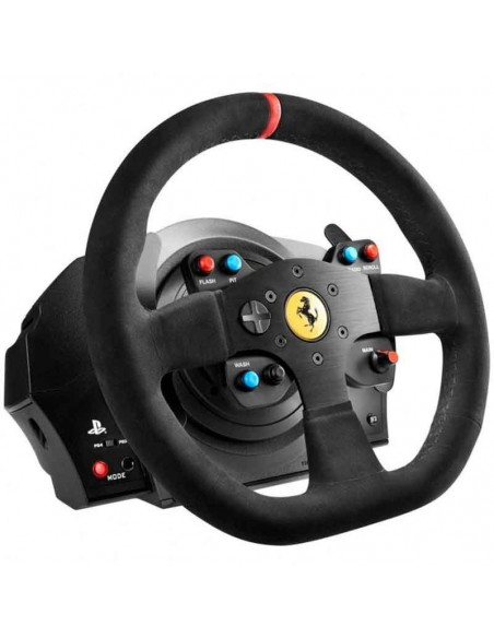 aro volante thrustmaster 599xx evo 30 wheel add-on alcantara edition 2
