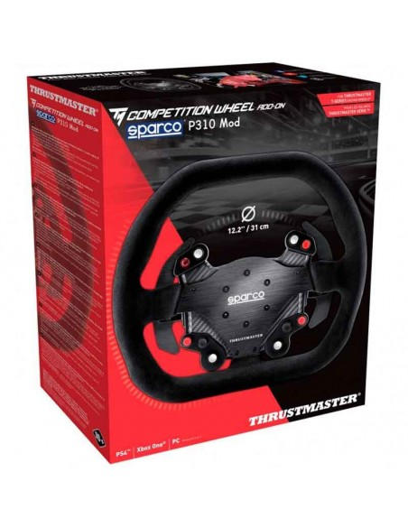 aro volante thrustmaster tm competition wheel add-on sparco p310 mod