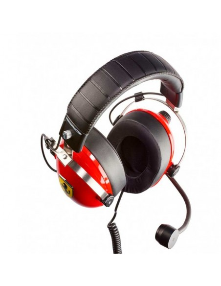 auriculares gaming thrustmaster t.racing ferrari edition 2