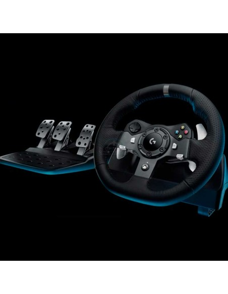logitech g920 driving force pc xbox