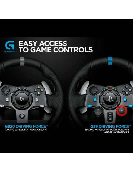 logitech g920 driving force pc xbox 1