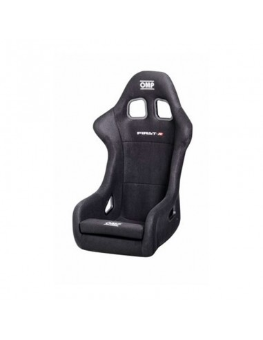 Asiento baquet OMP First R negro